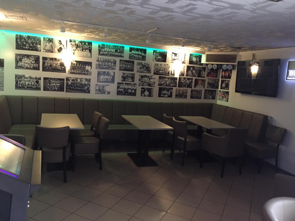 Cafe von Innen